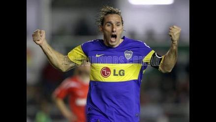 Boca Juniors venció 0-1 a Independiente y llega al segundo puesto