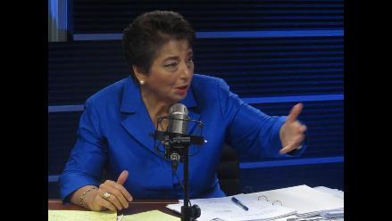 Beatriz Merino: 120 mil independientes pueden cotizar en las AFP