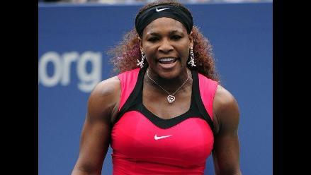 Serena Williams avanza firme en el US Open tras vencer a Ana Ivanovic