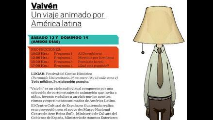 Cortos animados peruanos se exhibirán en República Dominicana