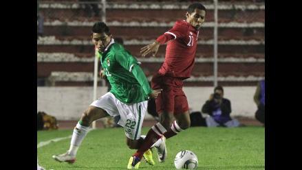 Perú empató 0-0 ante Bolivia en último examen previo a las Eliminatorias