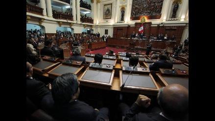 Comisión de Descentralización sesionará en el interior del país