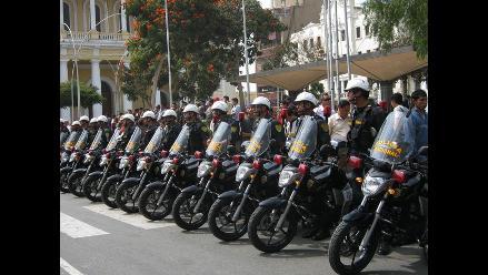 Chiclayo: Policías exigen pagos por servicios en estaciones de pesaje