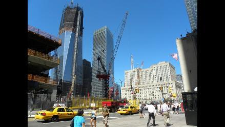 El nuevo World Trade Center tras el ataque del 11S