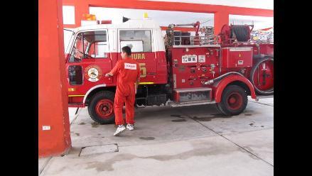 Autoridades se unen para ayudar a los bomberos de Piura