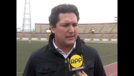 Presidente del Carlos A. Manucci critica sanción impuesta a Baldessari