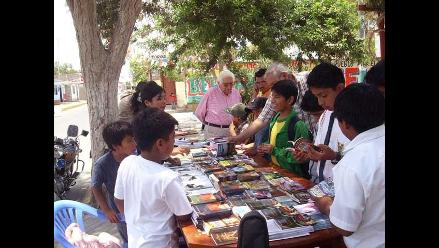 Piura: Realizarán III Feria del Libro en el distrito de Bernal