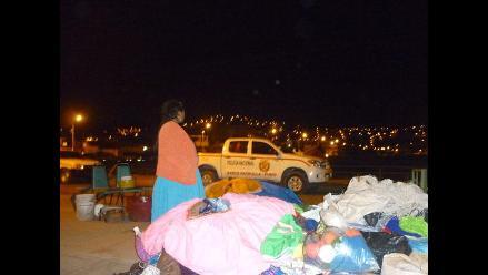 Inician cruzada a favor de artesanos damnificados por incendio en Puno