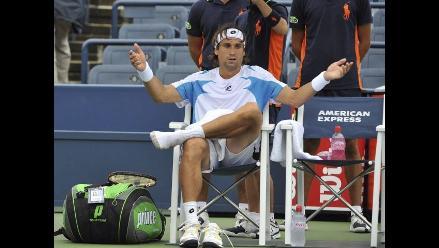 David Ferrer se quejó del trato que dan los Grand Slams a los tenistas