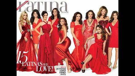 Selena Gomez y Shakira entre las 15 latinas más influyentes
