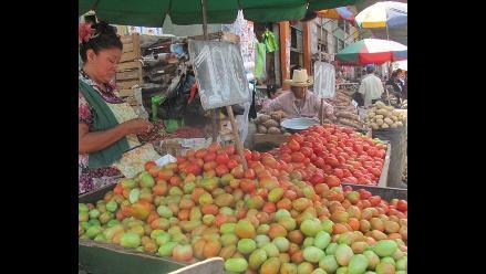 La salmonela también está en frutas y verduras