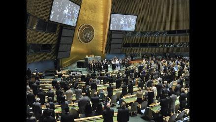 ONU rinde homenaje a víctimas del 11-S diez años después