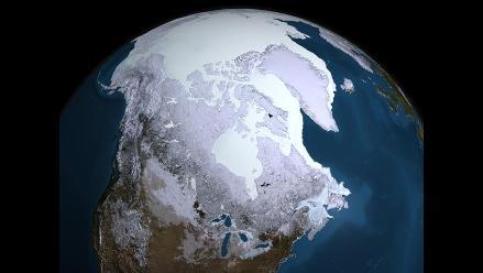 Océano Glacial Ártico marca un nuevo récord de descongelación
