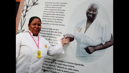 Mistura rinde homenaje a Teresa Izquierdo con sus clásicos picarones