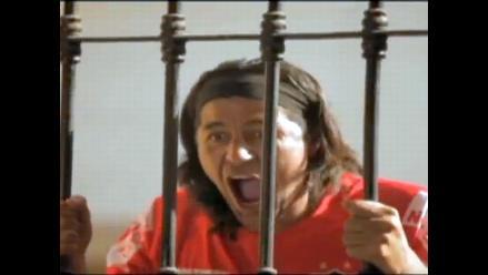 Sergio Ibarra aparece en spot de televisión para apoyar a Cienciano