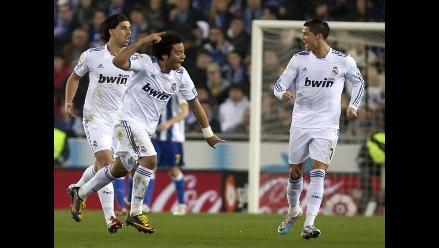 Real Madrid se estrena en el estadio Santiago Bernabéu ante Getafe
