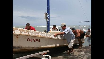 Tormenta Nate acecha la costa oriental de México