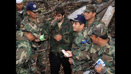 Boliviano comió insectos y bebió su orina para sobrevivir en la selva