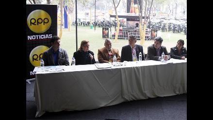 Enfoque de los Sábados de RPP Noticias transmitió desde Mistura 2011