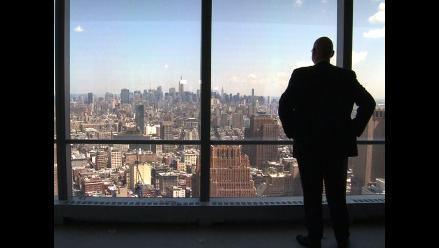 Superviviente regresa a la Zona Cero de Nueva York