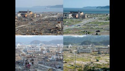 Reconstrucción continúa seis meses después del terremoto en Japón