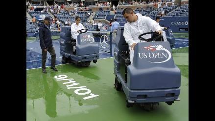 Pista central de US Open rinde homenaje a atentados del 11-S