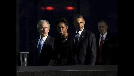 Barack Obama encabeza ceremonia por décimo aniversario de atentados