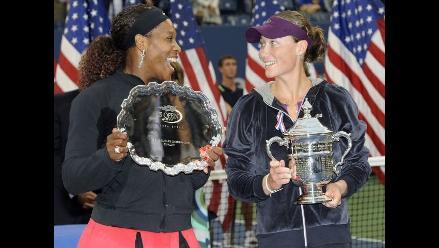 Las imágenes del triunfo de Samantha Stosur en la final del US Open