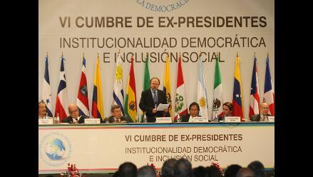 Lerner reafirma compromiso del Gobierno de luchar por la inclusión