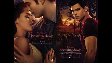 Twilight: póster de Amanecer muestra aros de boda de los protagonistas