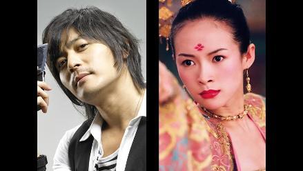 ¿Jang Dong Gun y Zhang Ziyi juntos por película?