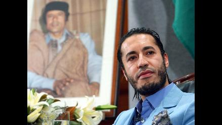 Níger detiene a Saadi Gadafi