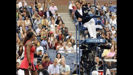 Serena Williams es multada por