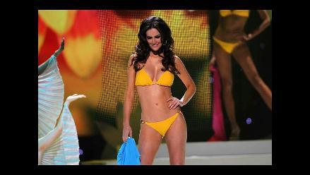 Bellezas de Miss Universo 2011