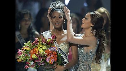 Conozca a la flamante Miss Universo 2011: Leila Lopes