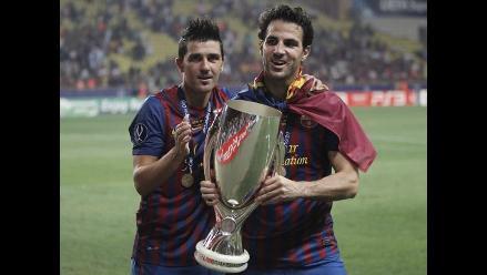 Liga de Campeones: Barcelona y Milan abren la temporada 2011-2012