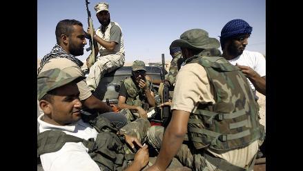 Rebeldes libios ejecutaron a mercenarios, entre ellos 10 colombianos