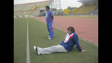 Horacio Baldessari: Soy capaz de bajarme de nuevo el pantalón