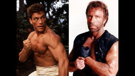 Chuck Norris y Van Damme actuarán en 'Los Indestructibles 2'