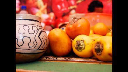 Mistura: Frutas saludables de la selva cautivan a visitantes