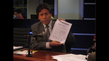 Villasante minimiza denuncia de Burneo sobre faenón de pesca