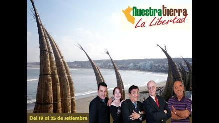 Nuestra Tierra: ´Chema´ Salcedo y Los Chistosos estarán en Trujillo