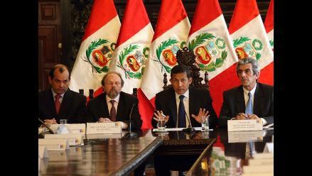 Presidente Humala propone servicio social de jóvenes profesionales