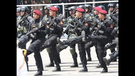 Inspectoría sancionó a más de 13 mil policías en lo que va del año