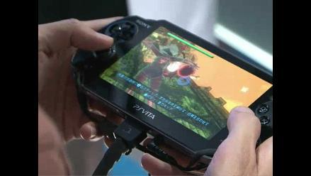 Japón: PlayStation Vita causa sensación en el Tokyo Game Show
