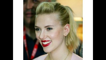 Scarlett Johansson: FBI ya sabe quién filtró sus fotos desnuda