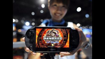 Japón: Tokyo Game Show arrancó con el estreno de la PlayStation Vita