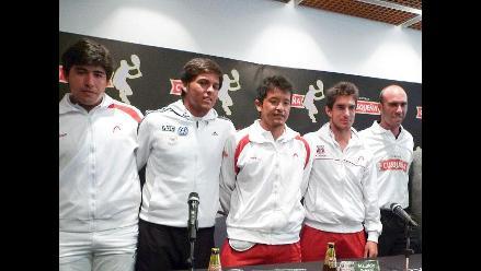 Perú enfrenta a Paraguay por ascender en Zona Americana de Copa Davis