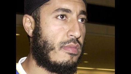 Níger no extraditará al hijo del coronel Muamar el Gadafi
