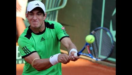 Mauricio Echazú gana primer punto para Perú ante Praguay en Copa Davis